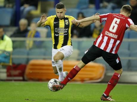 Linssen op tijd fit voor duel Vitesse bij PEC Zwolle