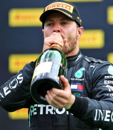 'Bottas rijdt ook volgend seizoen voor Mercedes'