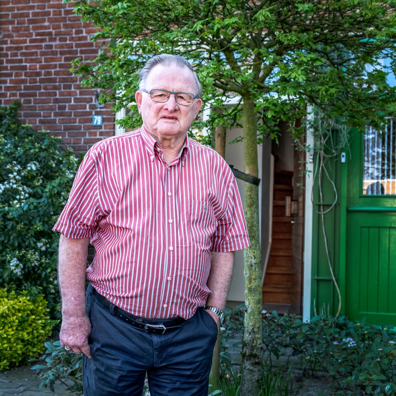 Dick Jacobs uit St. Michielsgestel. Beeld Raymond Rutting