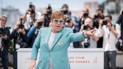 Depressie, kanker, seks: Elton John neemt geen blad voor de mond in biografie