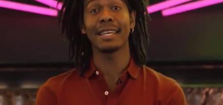 Songfestival-zanger Jeangu maakt naam-tutorial: 'Het is Zjan-guu'