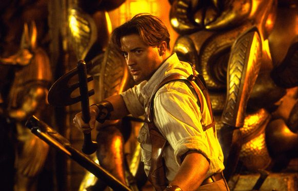 In 'The Mummy Returns'