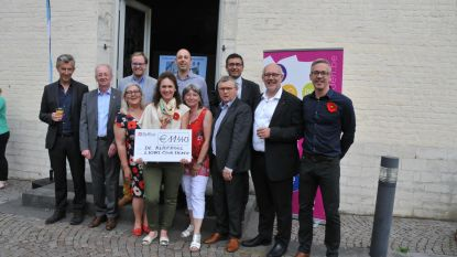 Lions Club Tienen schenkt 11.440 euro
