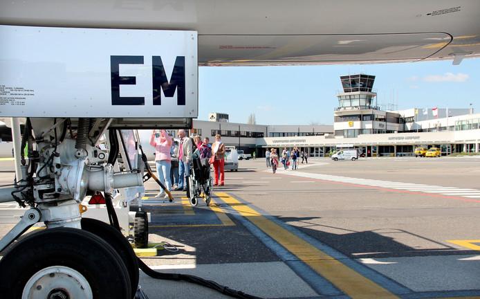 Het vliegveld van Antwerpen (Deurne) is te klein voor grote passagierstoestellen, maar denkt desondanks verder te kunnen groeien