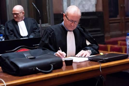 L'avocat Me François Koning