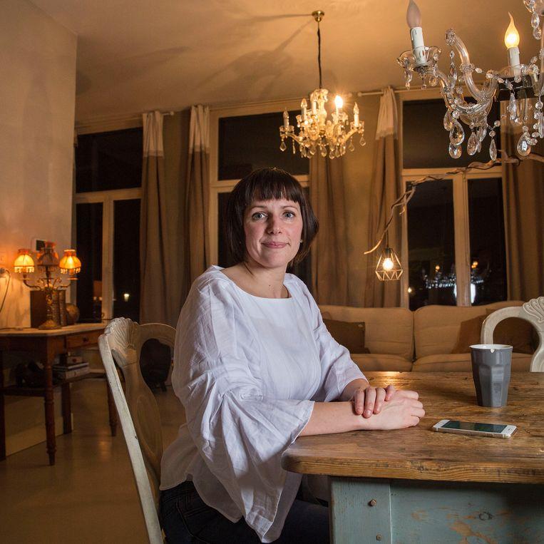Toen Sjoukje de Haan (32) beaamde dat de voltijds werkte, kreeg ze toegeworpen: