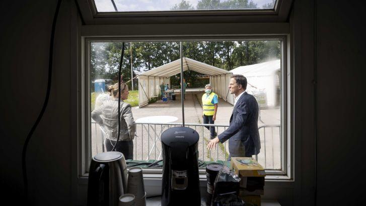 Corona-teststraat in Land van Cuijk? Nog even geduld aub