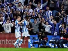 Oude bekenden uit eredivisie maken het Barcelona lastig in Sociedad