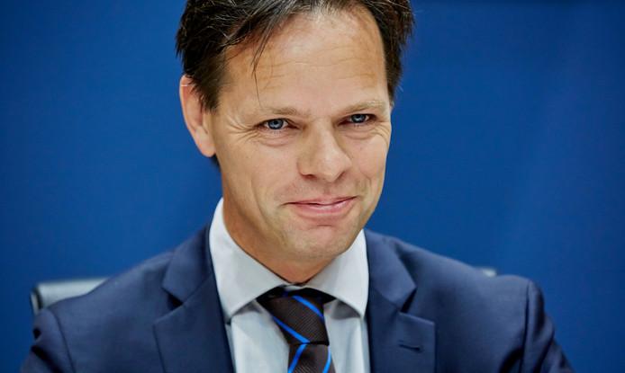 Aedes-voorzitter en oud-wethouder in Den Haag Marnix Norder