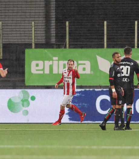 FC Oss stunt in eigen huis tegen NEC: 3-0