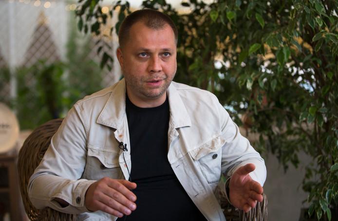 Aleksandr Borodaj in een interview uit 2015.