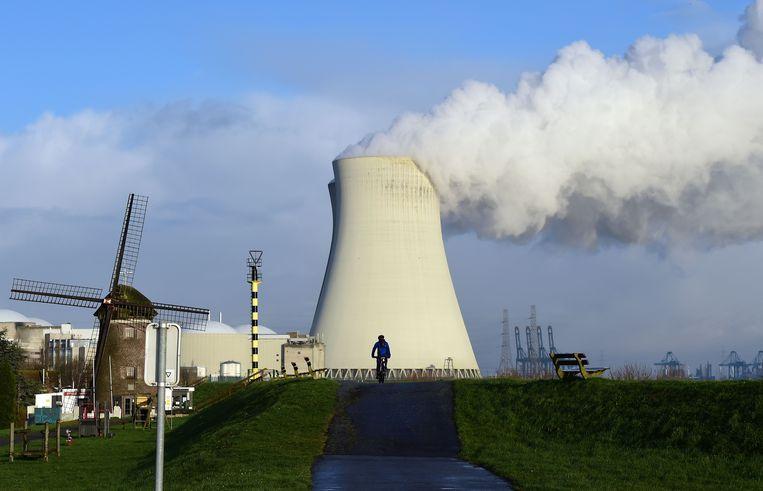 Afbeeldingsresultaat voor kerncentrale gent