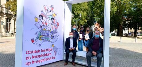 Zet een lievelingsboek voor je raam en ontdek meer literaire tips op Brugge Leest