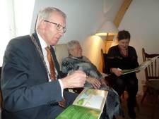 Anna Wijnans-Groeneveld met 104 jaar de oudste inwoner van Woudrichem