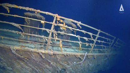Titanic gaat tweede keer ten onder