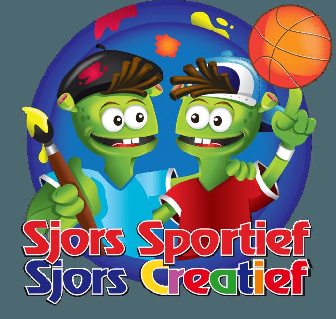 Sjors Creatief en Sjors Sportief.
