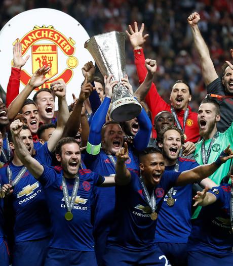 De mooiste foto's van de Europa League-finale