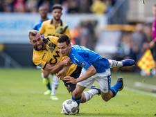NAC kan PSV uur lang bijbenen en gaat daarna kopje onder: 1-4