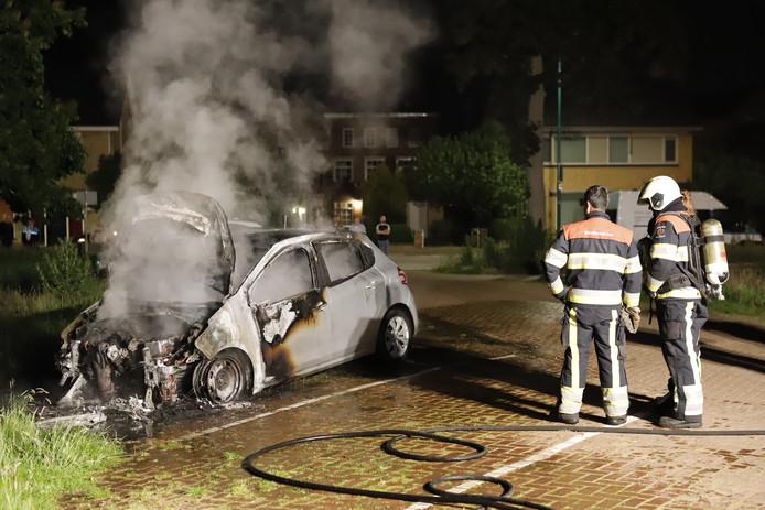 Op 28 mei van dit jaar ging het voor de laatste keer mis in Grave: in de nacht van maandag op dinsdag vatte een auto vlam. Brandstichting, zo bleek al snel.