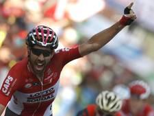 Zo wint De Gendt etappe 19 in de Vuelta