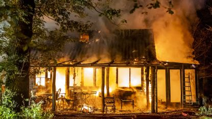 Logeerpartij mondt uit in drama: twee kinderen komen om bij woningbrand net over Nederlandse grens