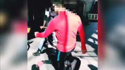 Tieners gaan op de vuist in het station van Kortrijk