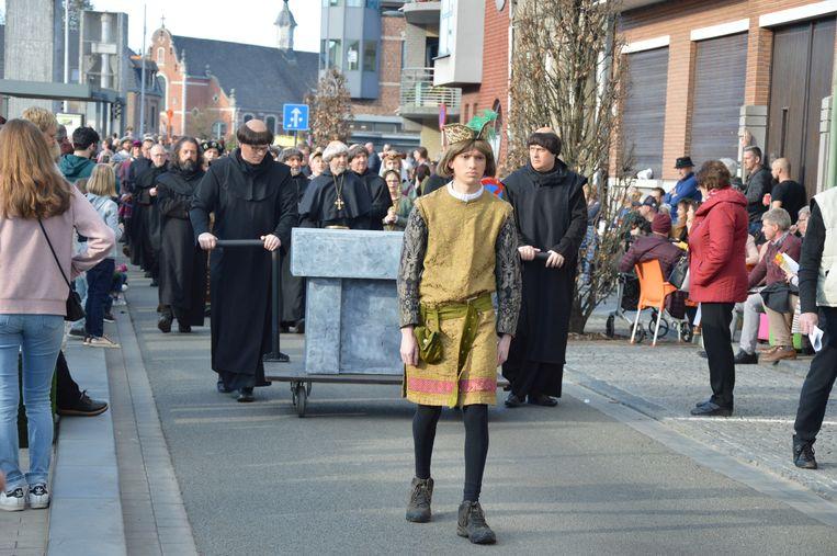 De verering van Sint-Adriaan in de 15de eeuw.