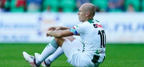 Liesblessure Robben valt mee: 'Ik had erger verwacht, maar dit is hoopvol'