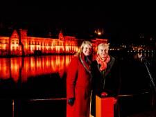 Oranje gebouwen in strijd tegen geweld: ook DRU Industriepark in Ulft