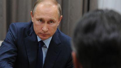 """Forbes: """"Poetin blijft de machtigste man ter wereld"""""""