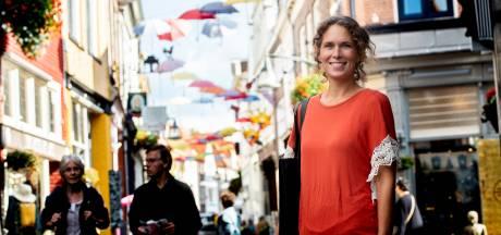 Jorien geeft duurzame mode een podium in Deventer
