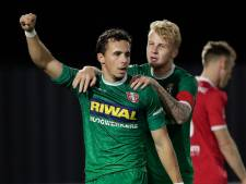 FC Dordrecht-spits Pedro Marques maakt seizoen af in Den Bosch
