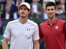 Murray vervangt opgestapte Djokovic in spelersraad ATP