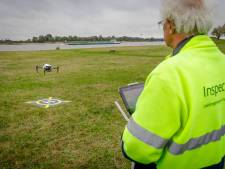 Drones houden de binnenvaart in de gaten: 'Ontgassen is niet van deze tijd'