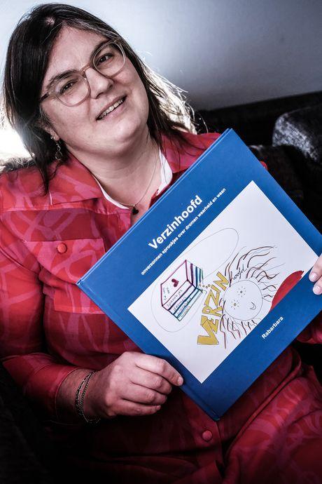 Barbara schrijft helend sprookjesboek in de Achterhoek: 'Ben een gelukkig mens, ondanks mijn problemen'