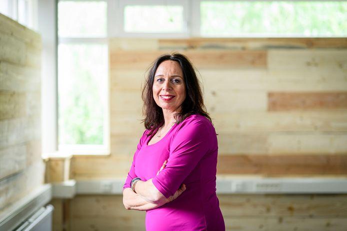 Regina Nieuwmeijer, voorzitter van de Industriële Kring Twente.