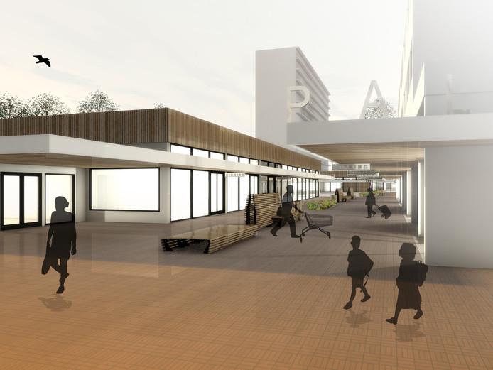 Winkelcentrum Paletplein kan eindelijk de langverwachte renovatie ondergaan.