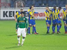 TOP Oss speelt gelijk tegen tiental FC Dordrecht