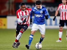 LIVE: FC Den Bosch toont veerkracht na vroege achterstand: 1-1