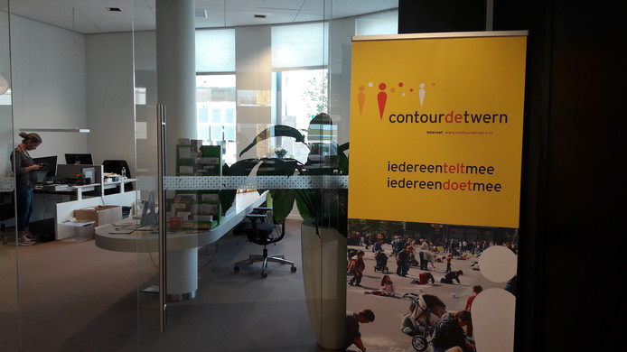 Nog tot 1 juli 2020 houdt ContourdeTwern het huidige kantoor in Het Klavier.
