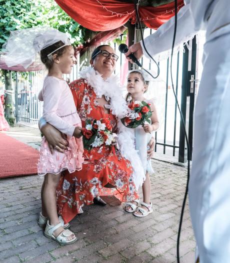 Las Vegas 'weddingchapel' lokt bezoekers naar Zevenaarse kerk
