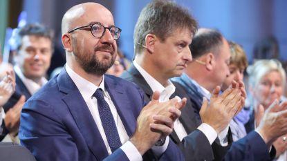 Premier Michel neemt voorzitterschap MR over