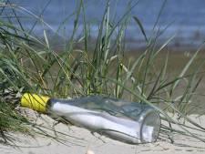 Une bouteille jetée à la mer retrouvée 50 ans plus tard