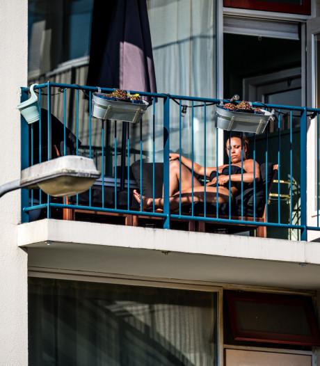 Morgen 25 graden verwacht: 'Geniet in je tuin of balkon'