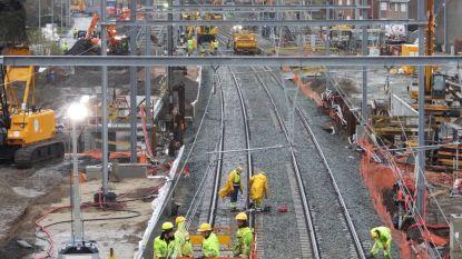 Geen treinverkeer tussen Brugge en Gent door werken in Oostkamp