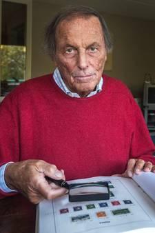 Peter Wijnbergen (86): 'Wie steelt nou mijn postzegelverzameling?'