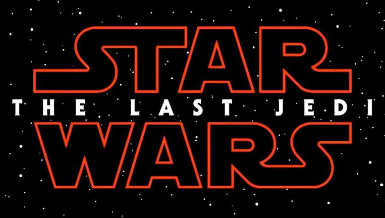 Star Wars: The Last Jedi draait vanaf 13 december in de bioscopen Beeld Star Wars