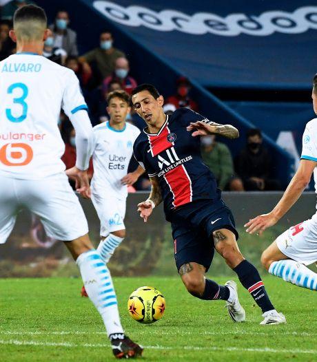 Di María vier duels geschorst voor spugen naar tegenstander