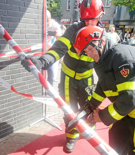 Alert blijven op brandgevaar in huis dankzij pop-up store Waalwijk
