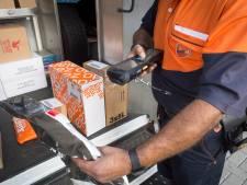 Het regent klachten over pakketbezorging PostNL